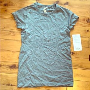 Lululemon Run Swiftly Short Sleeve